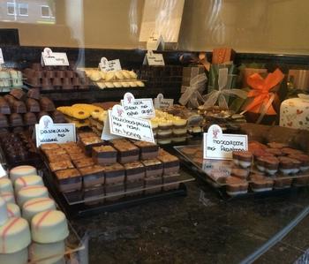 Bakkerij Theunis - Chocolade